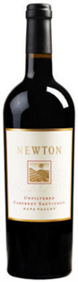 Newton Cabernet Sauvignon Unfiltered 2014 750ml